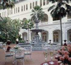 Raffles Patio in Singapore